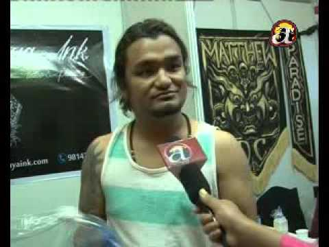6th International Nepal Tattoo bring artist creativity under one roof