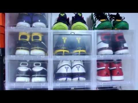 Plastic Shoe Boxes For Jordans