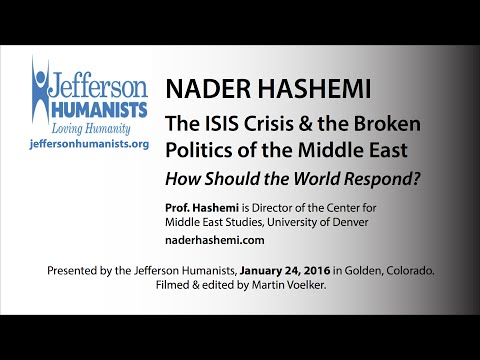 The ISIS Crisis & the Broken Politics of the Middle East - Nader Hashemi