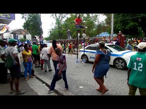 Trinidad and Tobago Carnival 2018 (Moko Jumbies)
