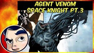 Agent Venom in SPACE!