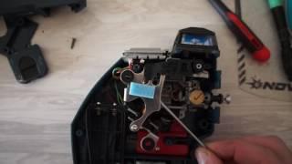 регулировка лазерного уровня, нивелира на примере Bosch #service #repair #tool