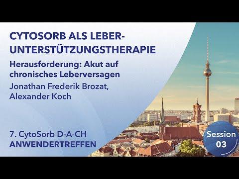 Herausforderung: Akut auf chronisches Leberversagen, Johathan Frederik Brozat, Alexander Koch
