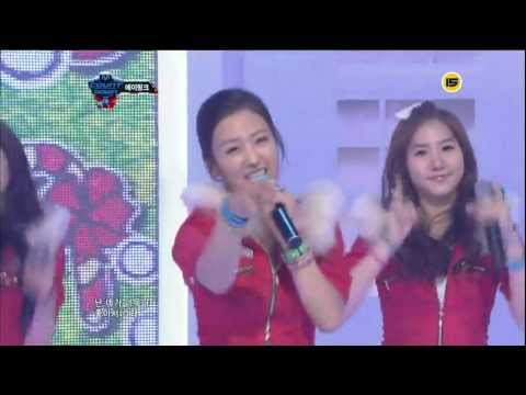 [HD] Performance 111222 A Pink - My My