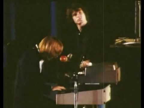 The Doors Hollywood Bowl 68 - The Real Don Steele Show, KHJ Boss Radio L.A Concert Promos