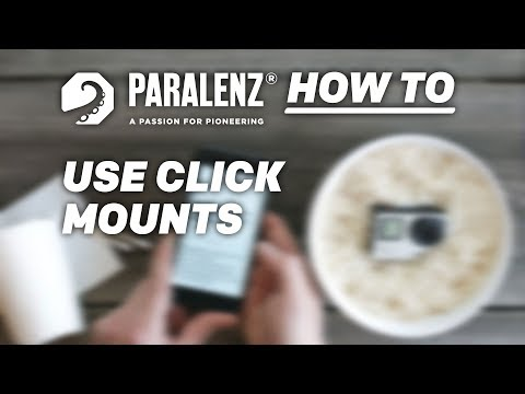 How to - Use click mounts