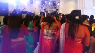Dancing session of Rangana & Isuru