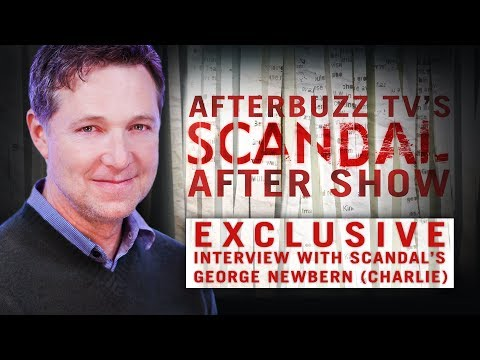 Scandal's George Newbern Exclusive   Scandal After   AfterBuzz TV