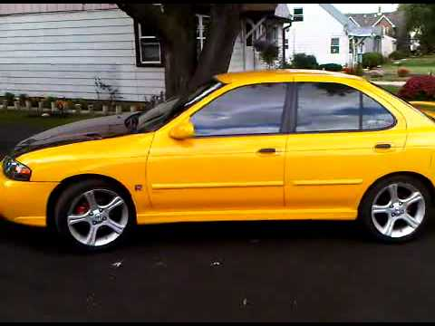 Captivating Nissan Sentra SE R Spec V Video. Walk Around Video.   YouTube