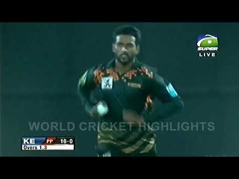 Omair Bin Yousuf 19 Years Old K-Electric Vs NBP 7th Corporate T20 Cup 2019 - Match 8