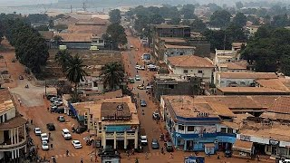 French foreign affairs minister visits Bangui