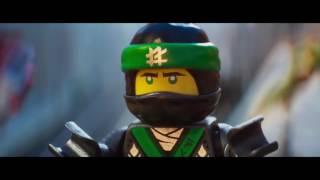 ЛЕГО Ниндзяго Фильм - Русский трейлер №2 (дублированный) 1080p