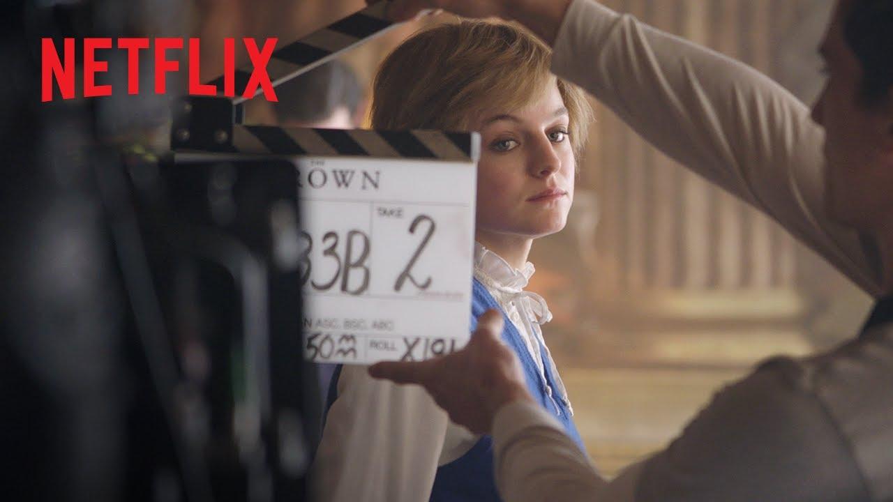 เดอะ คราวน์ (The Crown) ซีซั่น 4 | รับบทเป็นไดอาน่า | Netflix