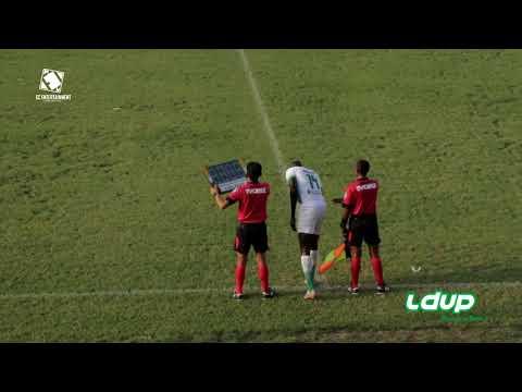 """Santa Rita 2 vs Liga de Portoviejo 1   """"Fecha 9"""""""