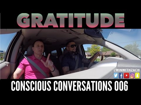 How to Express Gratitude and What Are the Benefits | Conscious Conversations 006