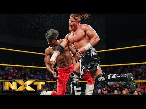 Velveteen Dream vs. Buddy Murphy - NXT North American Championship Match: WWE NXT, April 17, 2019