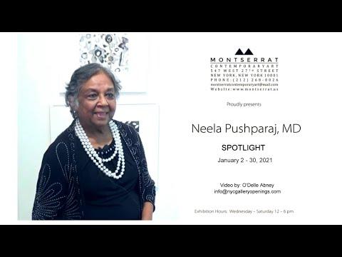 MONTSERRAT CONTEMPORARY ART | Neela Pushparaj | SPOTLIGHT