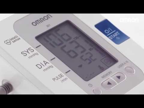 omron-m3-blood-pressure-monitors