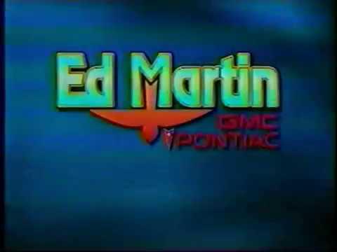 Ed Martin Gmc >> 2001 Ed Martin Gmc Pontiac Year End Closeout