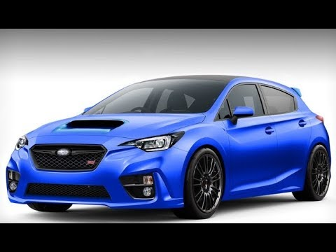 2019 Subaru BRZ STI Redesign  G