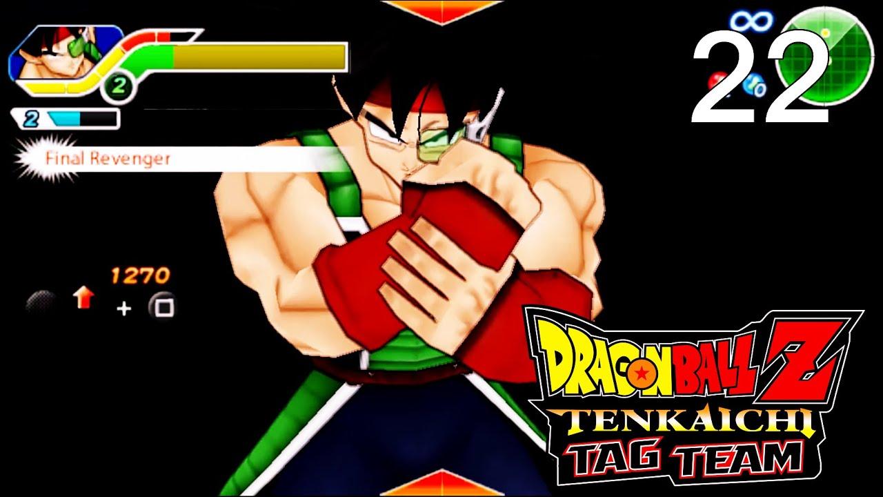 Dragon Ball Z Tenkaichi Tag Team - Bardock meu personagem ...