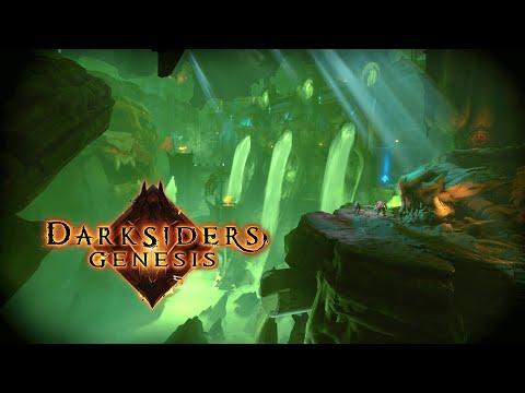 Darksiders Genesis выходит на консолях