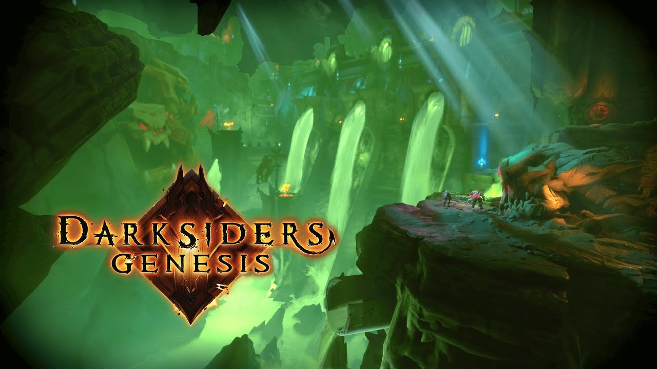 Darksiders Genesis - Console Launch Trailer