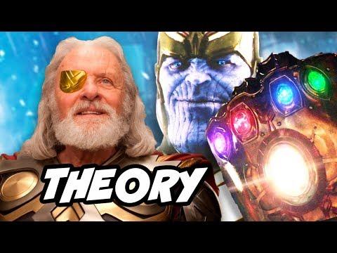 Thor Ragnarok Odin vs Thanos Theory