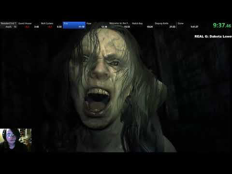 RE7 New Game Easy PB 1:40:02