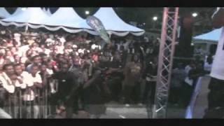 Juacali Niimbie Live Sprite 3 On 3 Bball Performance