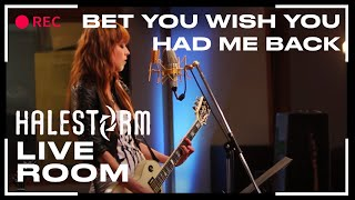 "Halestorm - ""Bet You Wish You Had Me Back"" captured in The Live Room"