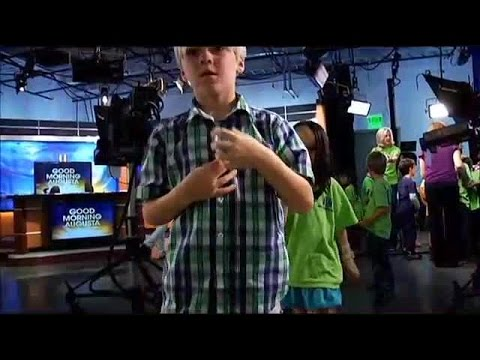 Westminster Schools Of Augusta Kindergartners Tour Television Park