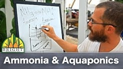 Ammonia & Aquaponics Systems