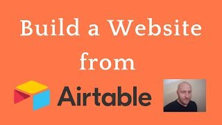 How to Build a Website with Airtable