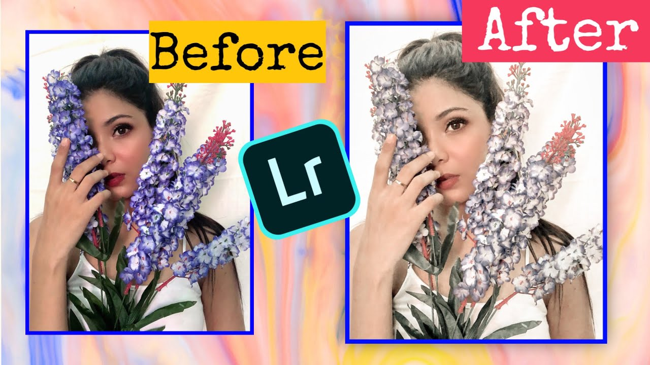 HOW I EDIT MY PHOTOS | Brown tone editing | Niharika Jain