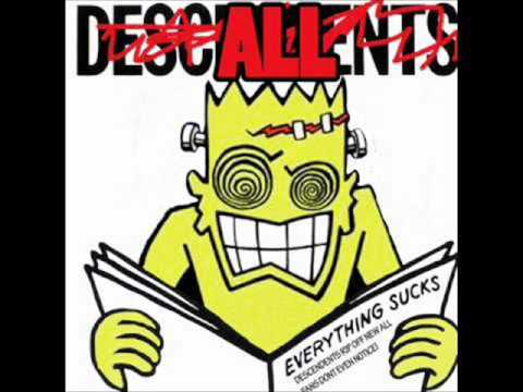 ALL / DESCENDENTS - Everything Sucks [full demos]
