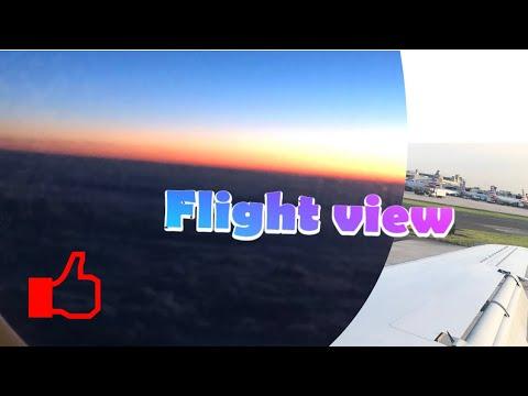 Flight View From Ottawa Canada To Philadelphia USA