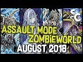 Assault Mode Zombieworld (August 2018) Yu-Gi-Oh! Deck Profile + Replays - YGOPRO