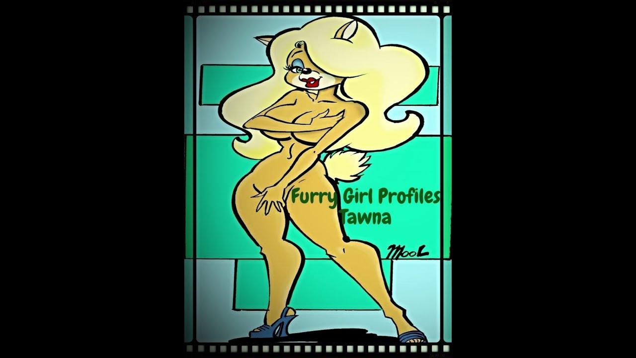 Furry Girl Profiles-Tawna Episode 5 - Youtube-2771