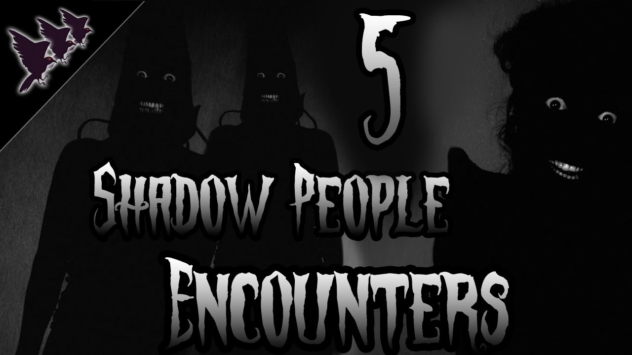 Download 5 Chilling Shadow People Encounters | Creepy Collection