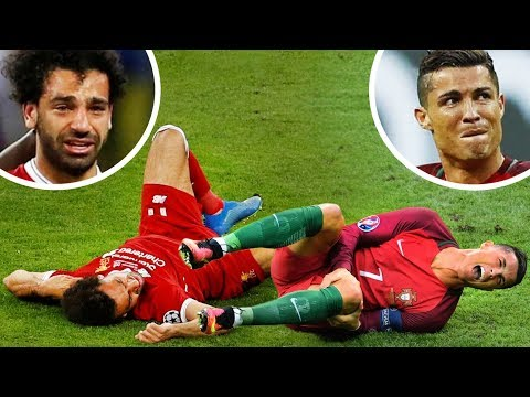 21st Century Saddest Injuries in Football ����