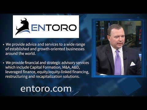 Entoro | James Row | Managing Partner | Optimizing the Investment Banking Process | www.entoro.com