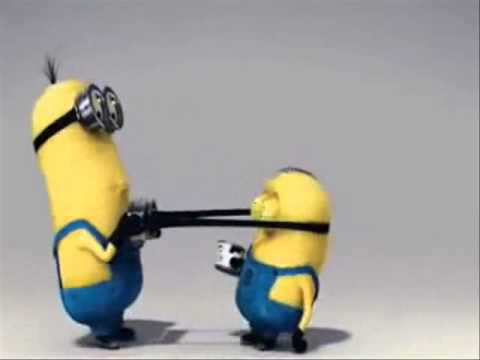 Videos Chistosos De Los Minions Youtube