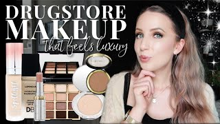 Let's talk about #affordable makeup that feels fancy! Drugstore makeup that feels luxury & high end! From the performance to the packaging, these ...