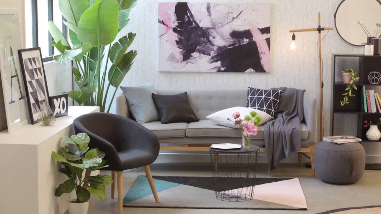 Kmart - Contemporary Living Room Stop Motion Animation Full HD 10p