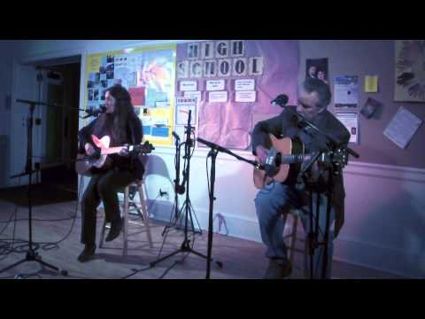 Kate MacLeod with Scott MacLeod - Fire in the Hole by Hazel Dickens