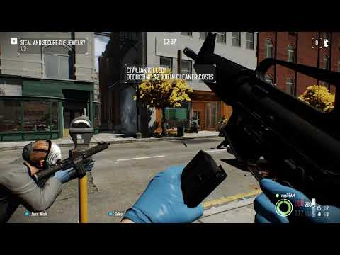 PayDay 2 Gameplay On GT 940MX At 720p Max Settings |