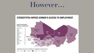 DEVS 260  A look at Nigerian Women and the Economy