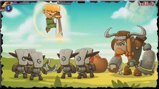 Legendary Warrior Game (Mobile Game)
