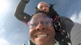 Tandem Skydive | Brookhaven, GA | Jalissa Johnson